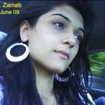 Zainab, de oudste dochter van Mohammad Shafia, op een foto die is verspreid bij het proces in Kingston.
