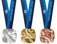 De medailles bij de Olympische Winterspelen in Vancouver zijn bedrukt met motieven van de inheemse kunst aan de Canadese westkust.