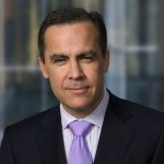 Mark Carney, op een foto van de Bank of Canada.