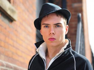 Luka Rocco Magnotta in a photo he published online.