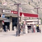 Benzinestation van Petro-Canada
