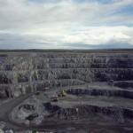 De Ekati-mijn is de eerste diamantmijn in Noord-Amerika.