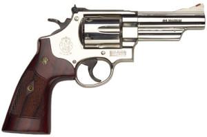 Revolver van Smith & Wesson