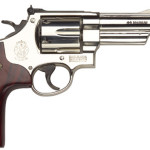 Revolver van Smith & Wesson