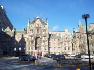 Royal Victoria ziekenhuis in Montreal
