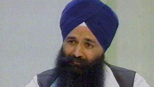 Inderjit Singh Reyat op een beeld van de Canadese omroep CBC.
