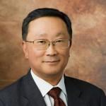 John Chen, bestuursvoorzitter van BlackBerry.