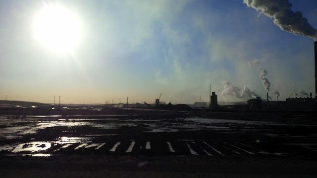 Producers in the Alberta oil sands are among the largest emitters of greenhouse gases in Canada.