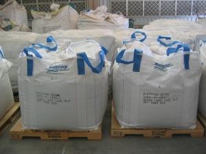 Zeldzame aarden op voorraad bij Molycorp Minerals.