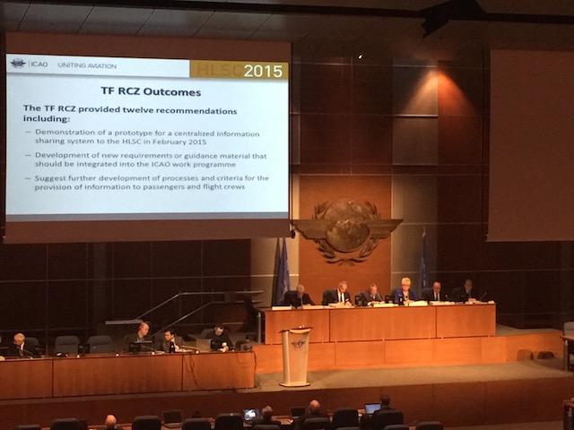 Voorstellen voor de databank staan ter discussie tijdens de ICAO-vergadering in Montreal.