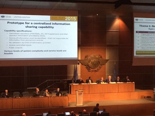 De vergadering van de burgerluchtvaartorganisatie ICAO bespreekt de voorstellen van een werkgroep naar aanleiding van de ramp met vlucht MH17 in Oost-Oekraine.