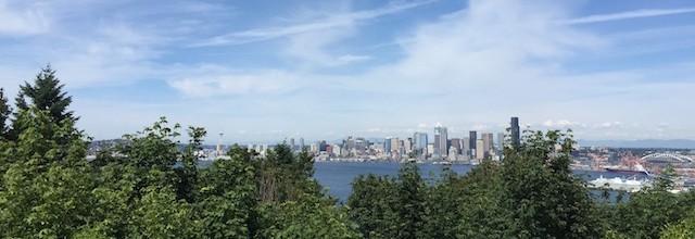 De Amerikaanse stad Seattle streeft Kyoto-doelen na.