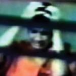 Omar Khadr tijdens zijn verhoor op Guantanamo Bay.