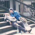 Medische interventies op straat zijn regelmatig nodig in de Downtown Eastside van Vancouver