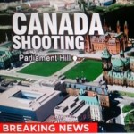 Berichtgeving over de aanval in de Canadese hoofdstad Ottawa op CNN.