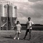 Jaco en Jacqueline Poot, varkenshouders uit Nederland die zijn geëmigreerd naar Alberta, Canada