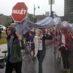 Demonstranten tegen oliewinning en de aanleg van pijpleidingen zouden onder de nieuwe antiterreurwet scherper in de gaten kunnen worden gehouden, zeggen critici.