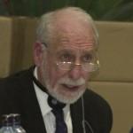 De Canadese minister van Milieu David Anderson